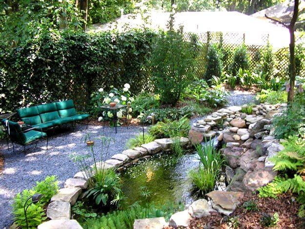 Фън-Шуй в градината