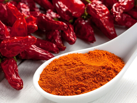 Как се прави хубав червен пипер?