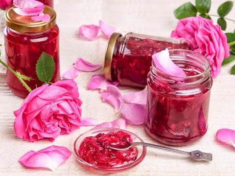 Сладко от рози