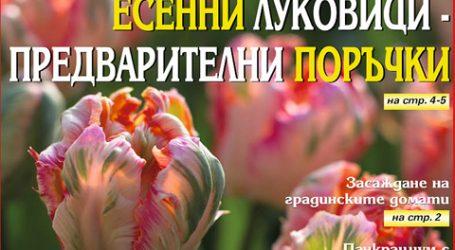 Вестник за градината, бр. 17