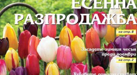 Вестник за градината, бр. 44
